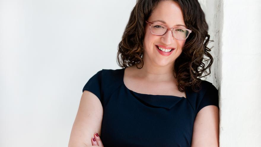 Amy Webb, futuróloga y fundadora de Future Today Institute