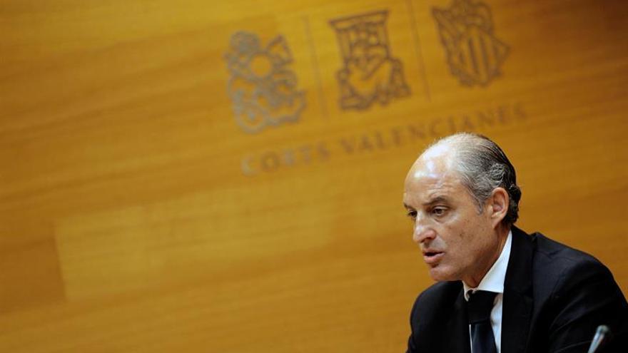 Camps y Cotino declararán en mayo por los contratos de la visita del papa