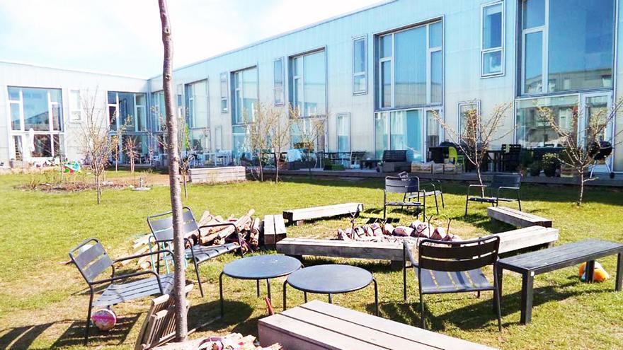 Modelo de Cohousing