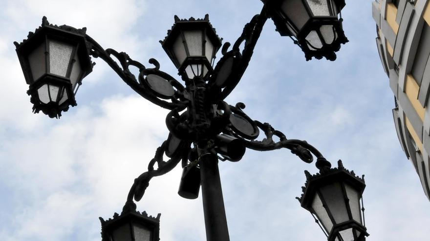 La Diputación de Álava instala alarmas en sistemas de alumbrado para evitar el robo de cobre