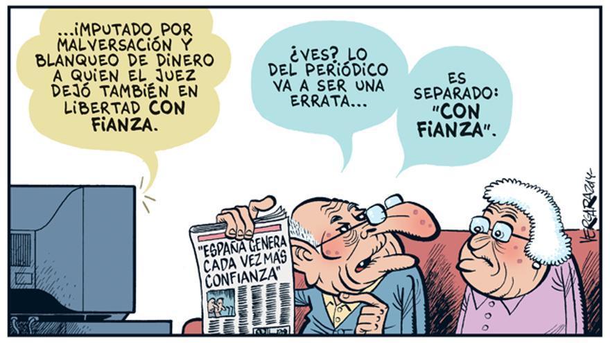 España genera confianza