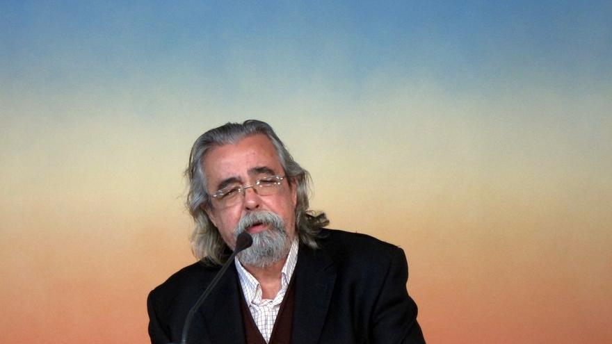 Pérez cree que no ver a Podemos como adversario de IU es como pedir el voto útil para la formación de Pablo Iglesias