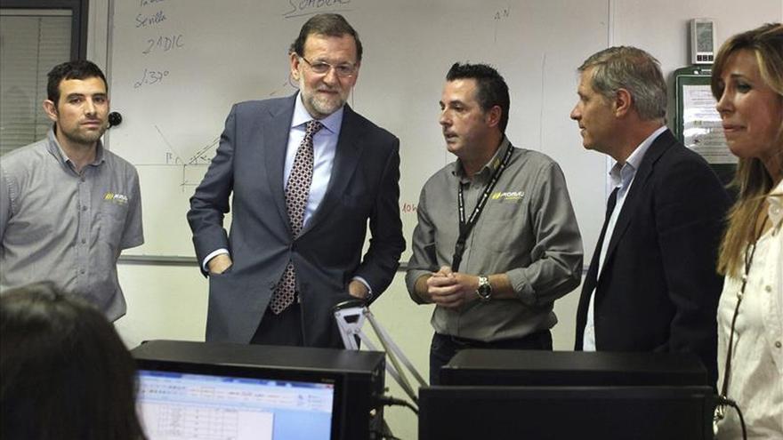 """Sánchez-Camacho llama al voto de los indecisos y cree que el PP es la """"regeneración"""""""