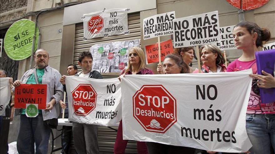 CiU y PNV rechazan el borrador unificado del PP sobre la ley de desahucios