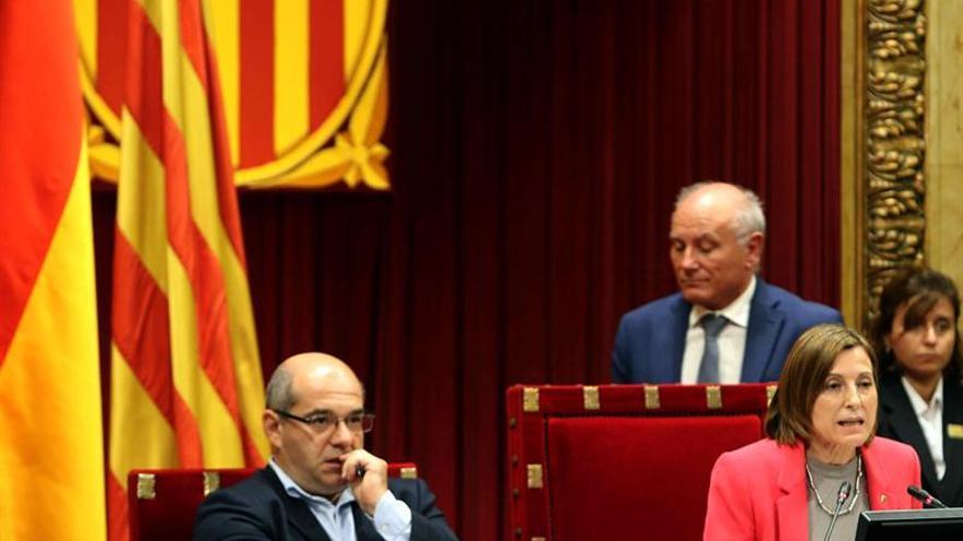 Fiscales: votos del Parlament no pueden dinamitar estructura legal del Estado