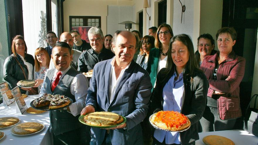 El IV Concurso de Tortillas de Cantabria se celebra en 24 establecimientos y presenta 37 especialidades