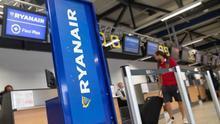 Ryanair cancela 150 vuelos en Alemania por la huelga de pilotos y auxiliares