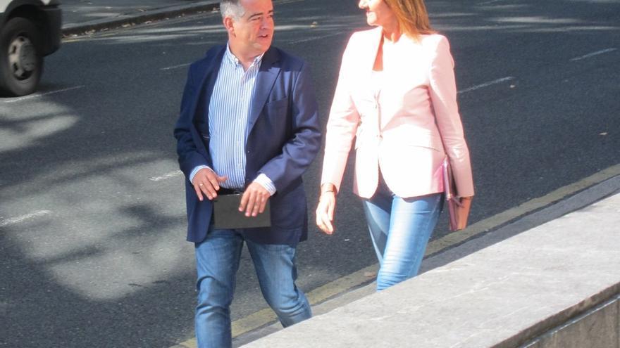 """EL PSE mantiene su oposición a una investidura de Rajoy y será """"leal"""" a la comisión gestora"""