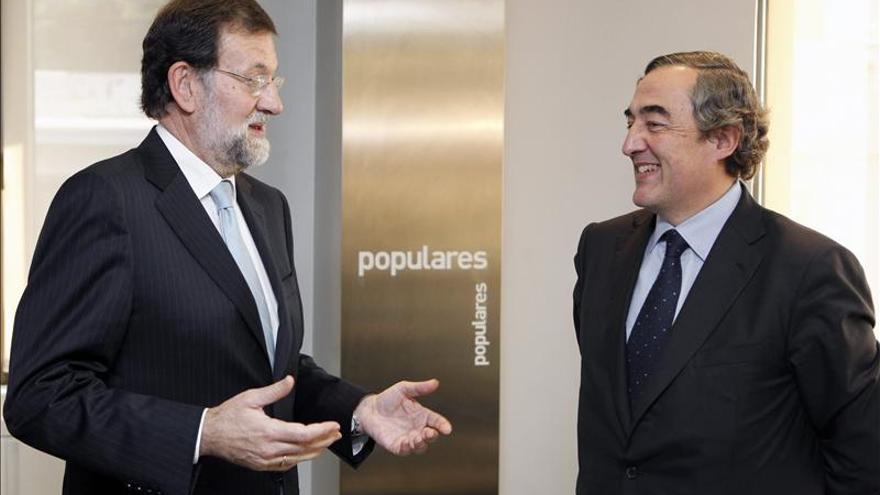 Rosell viajará con Rajoy a EEUU para potenciar las relaciones empresariales