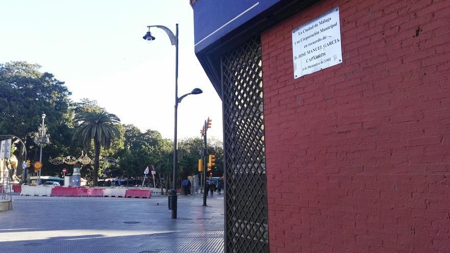 Junta inscribe este martes en el Inventario de Lugares de Memoria donde fue abatido García Caparrós