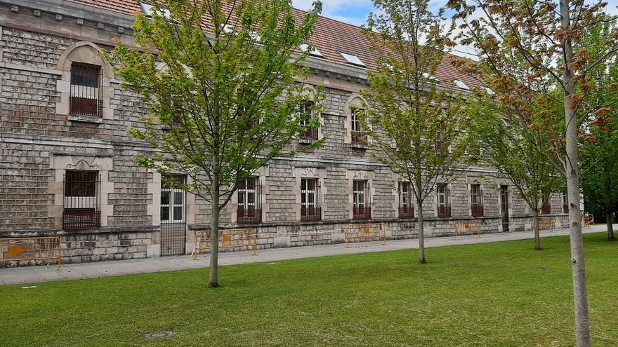 Archivo - Audiencia Provincial de Cantabria. Sede judicial de Las Salesas. Complejo de juzgados de Santander
