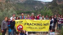 """La plataforma anti-fracking acusa al Partido Popular de """"maniobrar"""" para permitir la fractura hidráulica"""