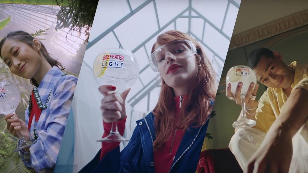 """Anuncio de la nueva """"bebida espirituosa"""" a 20º"""