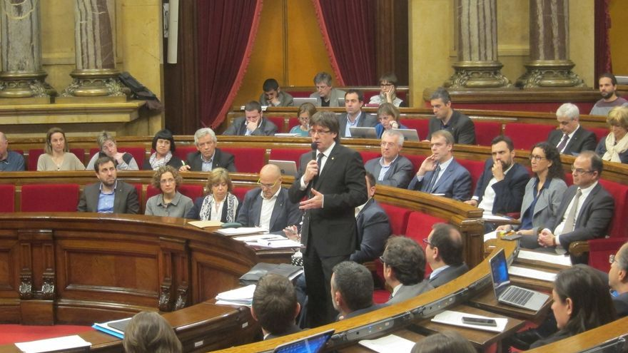 """Puigdemont ve a Rajoy dispuesto a hablar de todo: """"La Moncloa no ha puesto ningún veto"""""""