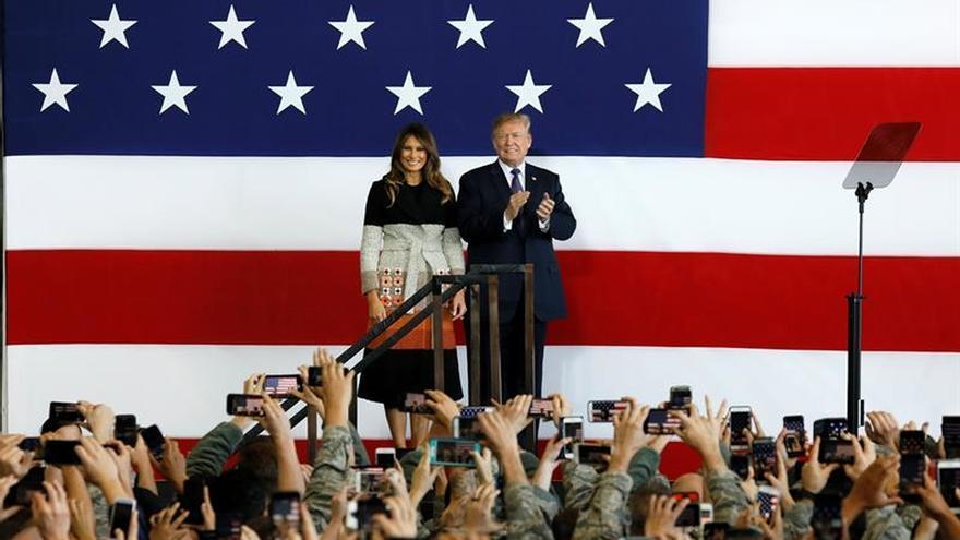 """Trump: """"Ningún dictador debería subestimar la determinación de EE.UU."""""""