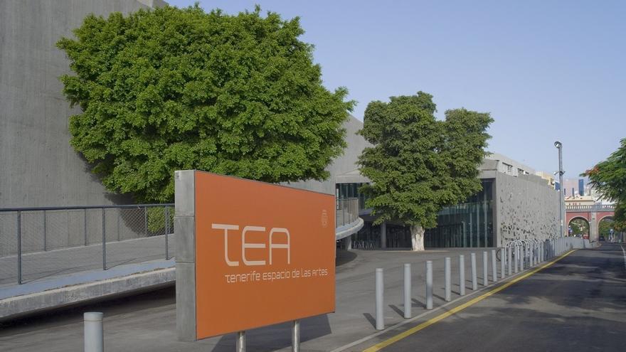 Imagen parcial del espacio TEA, en una de las márgenes del barranco de Santos