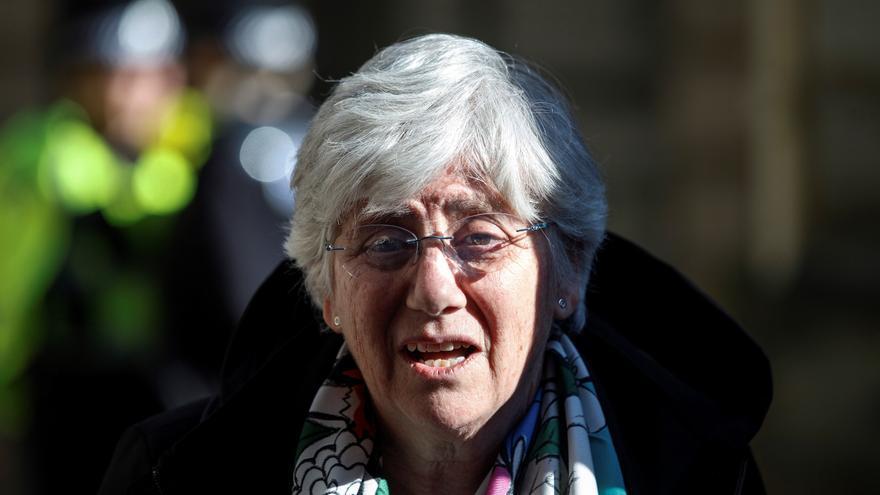 La Justicia escocesa reanuda el proceso de extradición de Clara Ponsatí