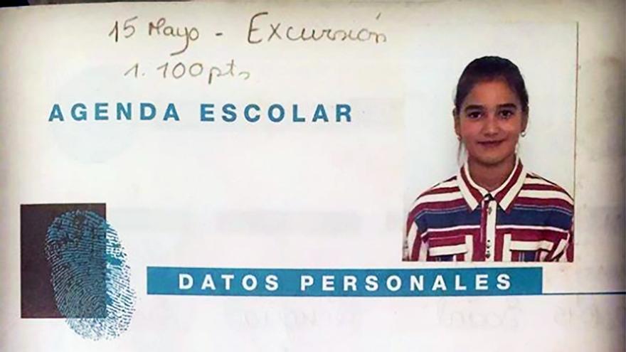 ¿Quién es esta presentadora revelación de Telecinco cuando era pequeña?