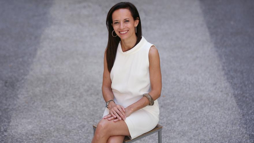 La responsable de ordenación del territorio y vivienda del PSOE, Beatriz Corredor.