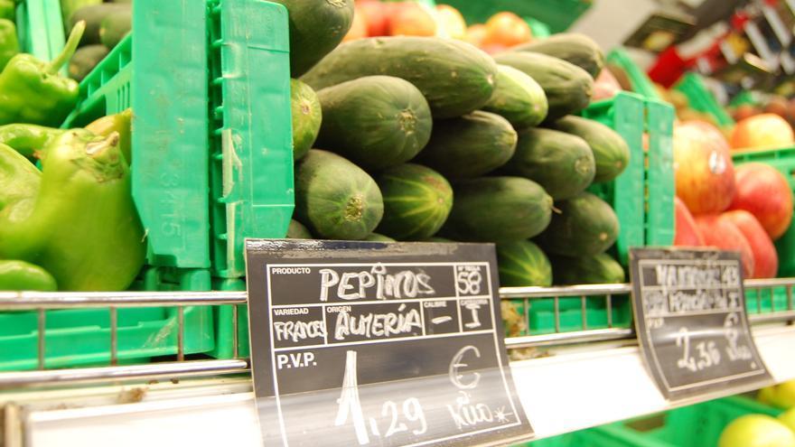 El valor de las exportaciones de hortalizas creció un 12% y alcanzó 1.660 millones de euros en 2012
