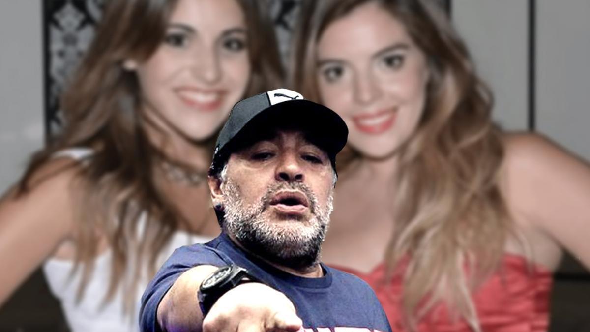 Dalma y Gianinna Maradona aclararon ante el fiscal que se remiten a la defensa que por escrito presentaron sus abogados.
