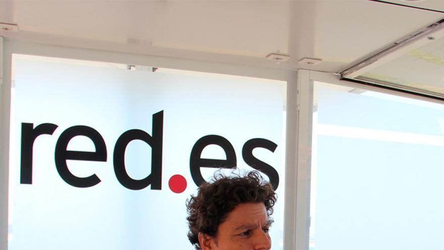 César Miralles, director general de Red.es, durante el XXVII Encuentro de las Telecomunicaciones en Santander (Foto: Red.es en Flickr)