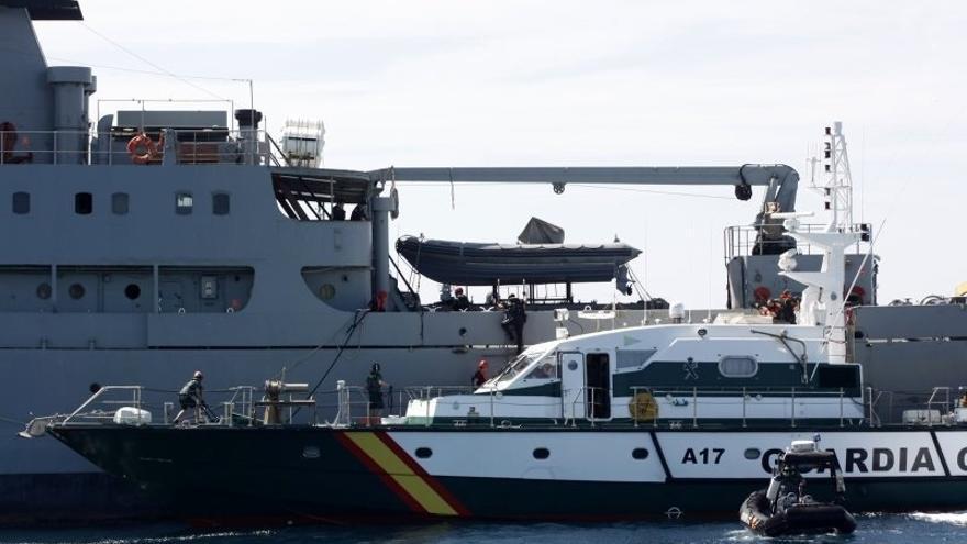El Sardinero será escenario de un simulacro de incidente grave de la Armada