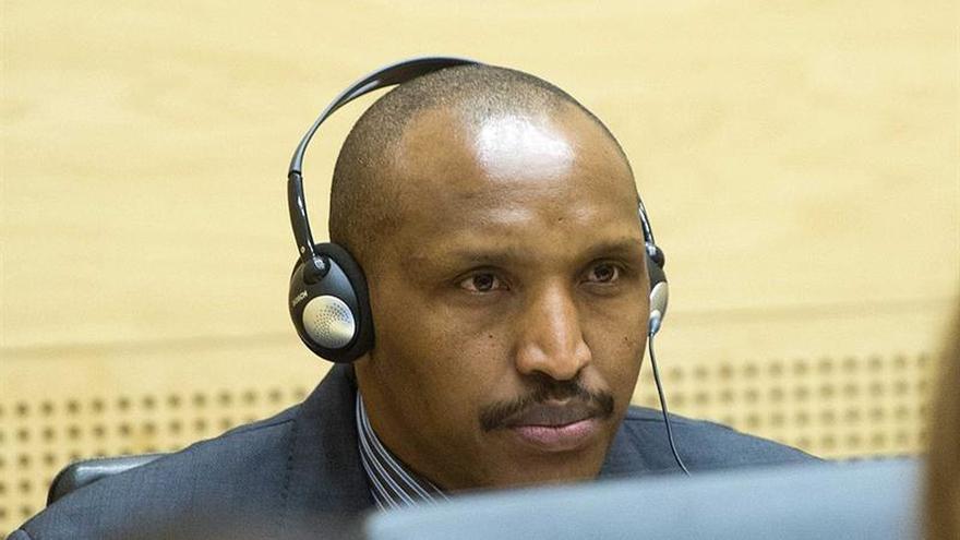 El congolés Ntaganda, acusado de crímenes contra la humanidad, en huelga de hambre
