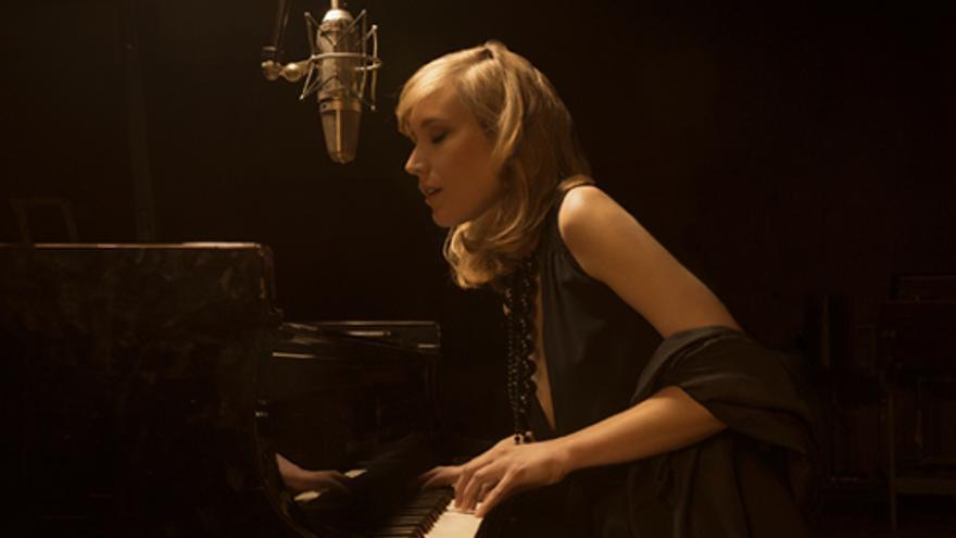La cantante, pianista y compositora australiana Sarah McKenzie.