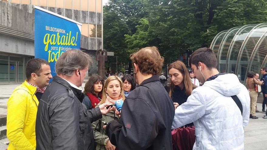 """EH Bildu registrará la Plaza Circular de Bilbao como propiedad municipal para que """"no sea regalada a escondidas"""""""