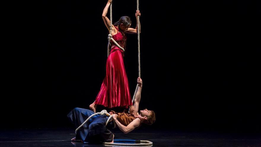 El Ballet del Gran Teatro de Ginebra presenta Tristán e Isolda, la primera versión de danza de la opera de Wagner