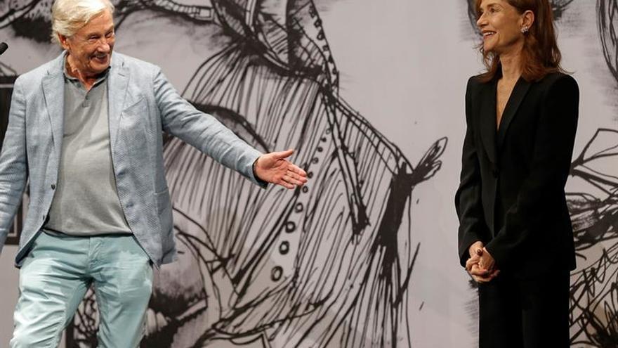 """Francia apuesta por """"Elle"""", del holandés Paul Verhoeven, para los Óscar"""