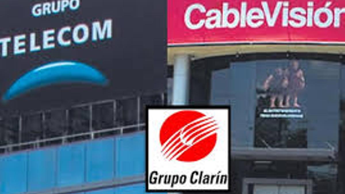 Cablevision Holding, ex grupo Clarin, recibió los bonos para sus dividendos de Telecom