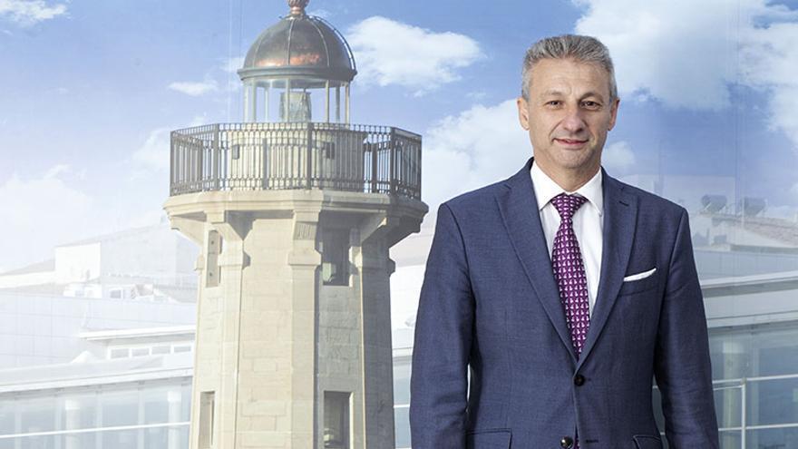 Francisco Toledo, todavía presidente del Puerto de Castelló