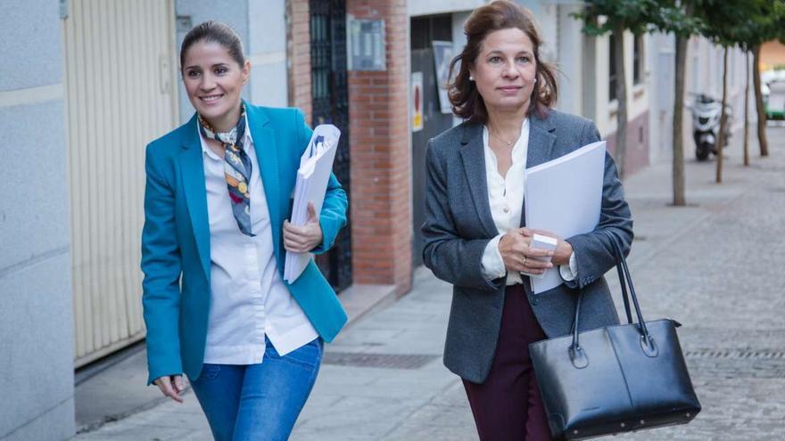 Rosiña Pilar Blanco-Morales Presupuestos Extremadura