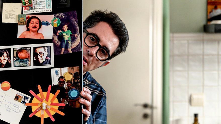 Berto Romero en la temporada 3 de 'Mira lo que has hecho'
