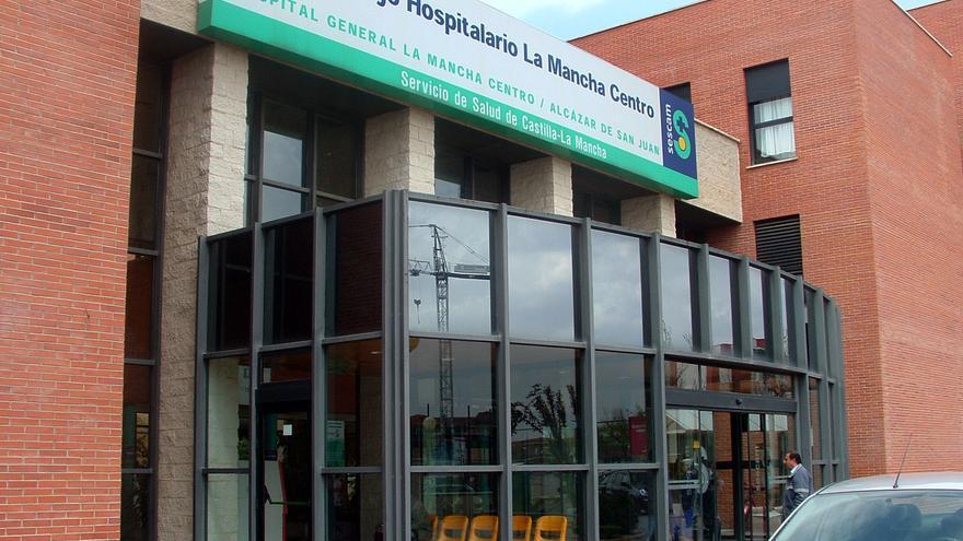 Hospital Mancha Centro, donde se puede registrar un testamento vital. Foto por Sonia Morales (JCCM)