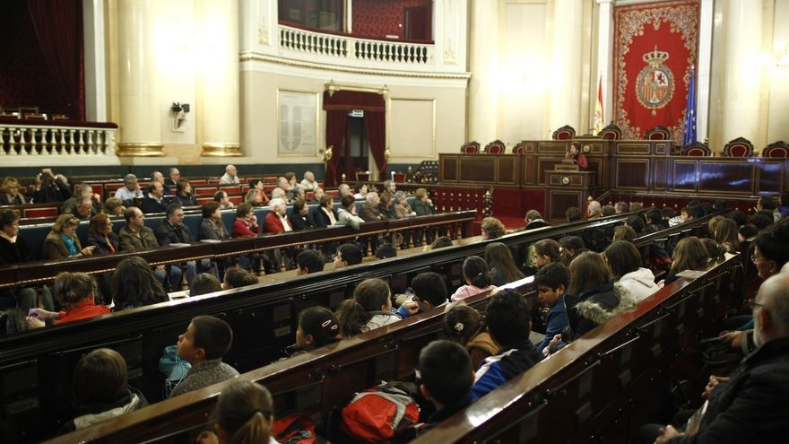 Las Jornadas de Puertas Abiertas del Senado se celebrarán el 1 y 2 de diciembre
