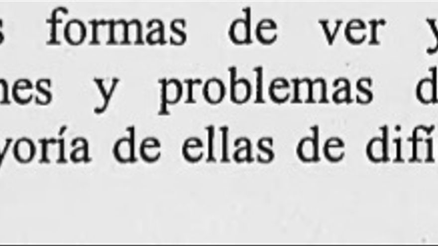 Extracto del Plan Integral