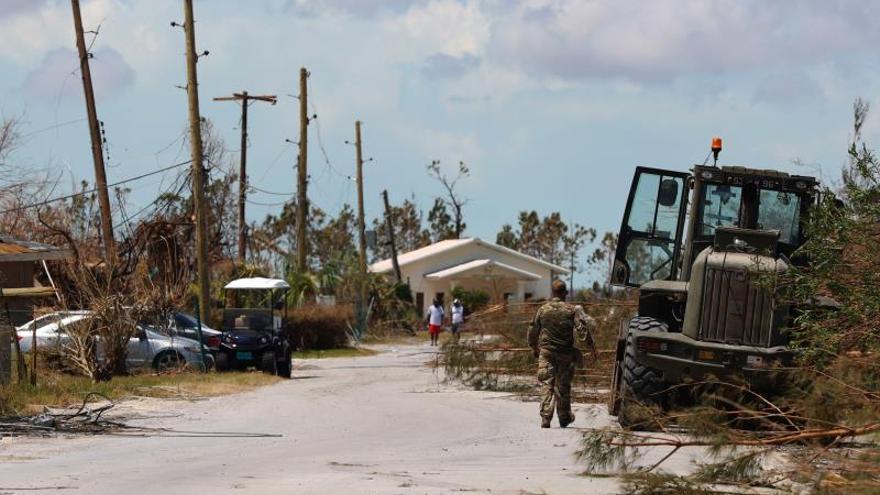 """Bahamas rechaza """"informaciones falsas"""" sobre miles de muertos por el huracán Dorian"""
