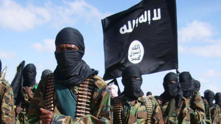 Milicianos de Ansar Al Din en Malí.