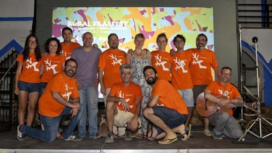 Organizadores del Festival Rural FilmFest