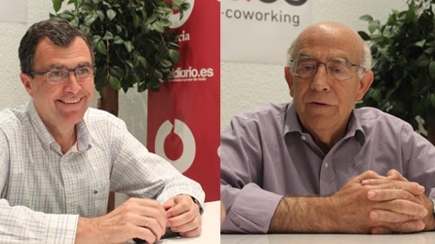 Ballesta y Gras aspiran a convertirse en el nuevo alcalde de Murcia