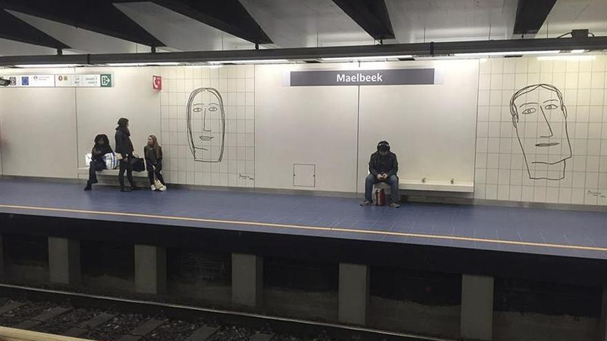Un herido del atentado del 22-M en Maelbeek demanda al metro de Bruselas