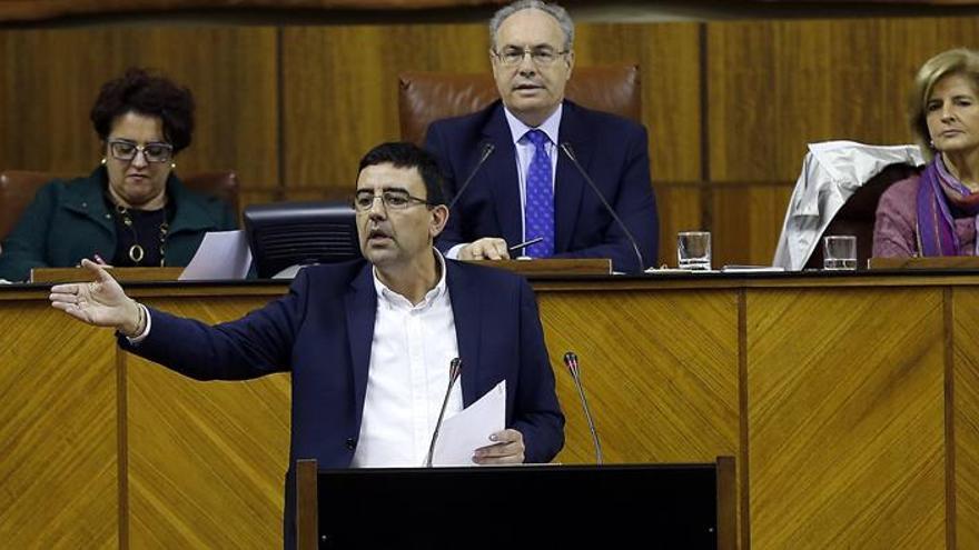"""El PSOE cree que Podemos """"se echa al monte"""" incluyendo a Cañamero como candidato"""