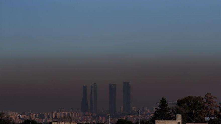 La calidad del aire mejoró en Madrid en 2016 pero está lejos de ser saludable