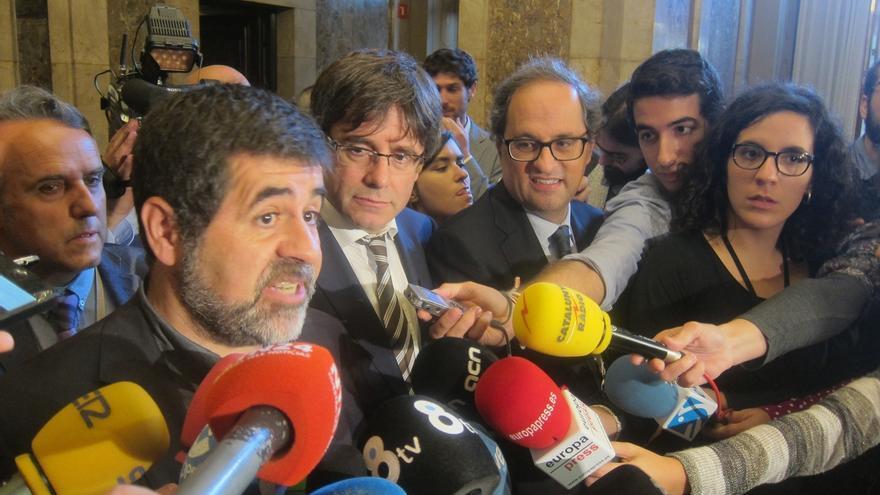 Puigdemont anunciará este jueves desde Bélgica que se aparta en favor de la candidatura de Sànchez