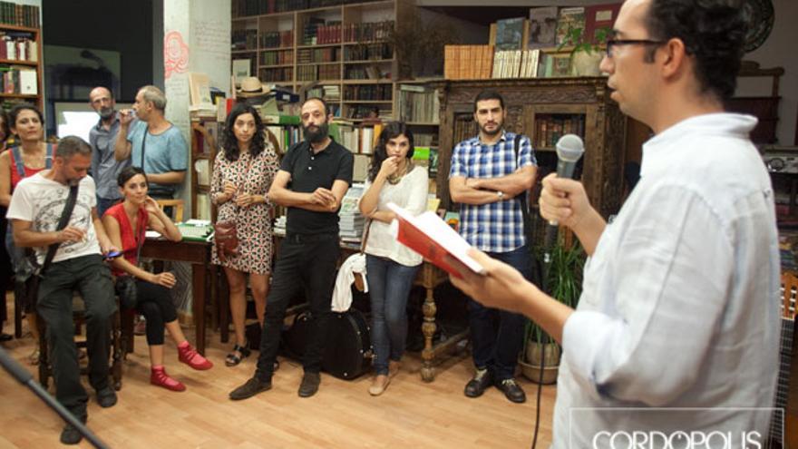 Luneados en la librería El Laberinto FOTO: MADERO CUBERO