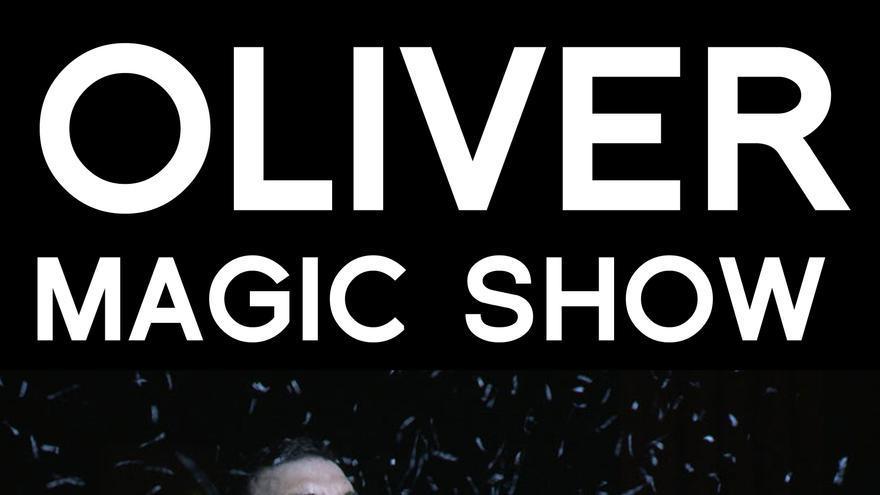"La Casa de Cultura de Sondika (Bizkaia) acoge este sábado el espectáculo ""Magic Show"" del Mago Oliver"