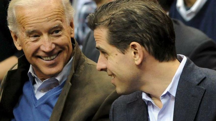 El polémico Hunter Biden, en el ojo del huracán que arrasa Washington